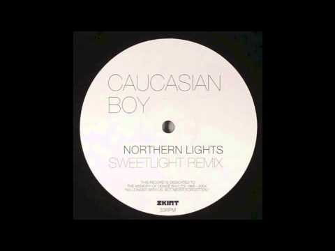 Caucasian Boy - Northern Lights (Original)