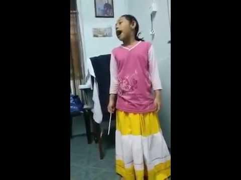 OME ! : Amboi Garangnya Kakak Dia