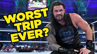WWE Backstage Reaction To Roster Hating Super Showdown Trip