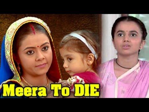 Radha kills gopi s daughter meera in saath nibhana saathiya 29th