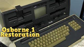 Osborne 1 Computer Restoration Part 1