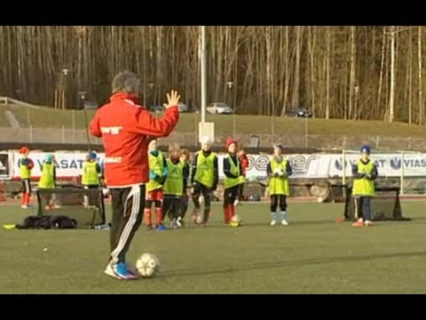 BazookaGoal at Champions Academy Norway - 03/11/2013