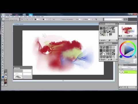 Corel Painter 2015 - More Brushes
