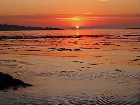 Beautiful! Morning Meditation Sunrise! Relaxing and Hypnotic Music