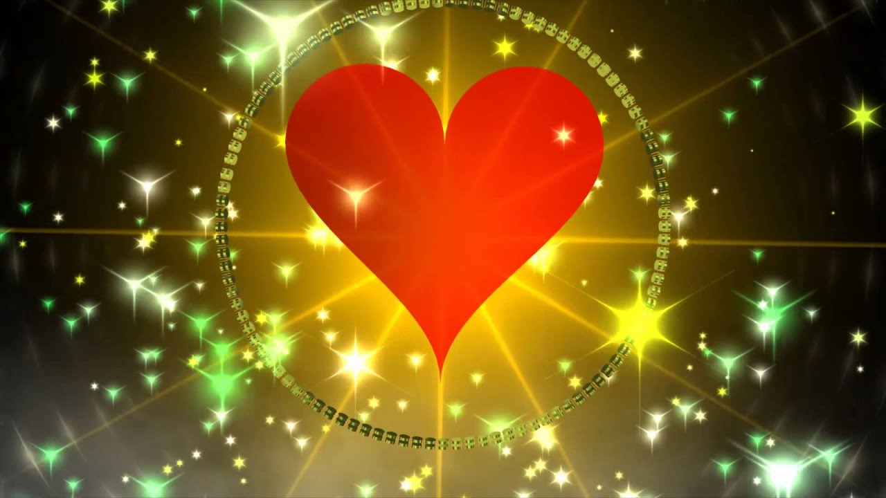 Hearts Backgrounds Background Video Heart hd
