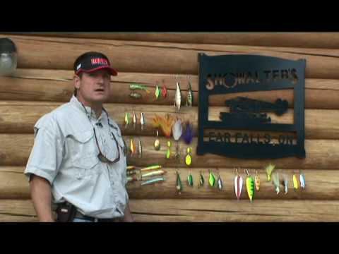 Showalter's Fly-in Fishing Tackle Tactics