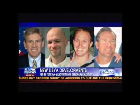 New Libya Developments ~ FBI In Tunisia Questioning Benghazi Suspect