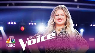Download Lagu The Voice 2017 - Which Coach Would Kelly Clarkson Rather… (Digital Exclusive) Gratis STAFABAND