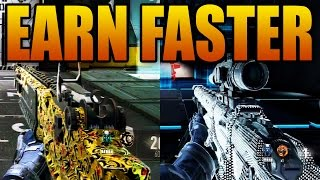 How to get Diamond and Royalty Camos Faster in Advanced Warfare!