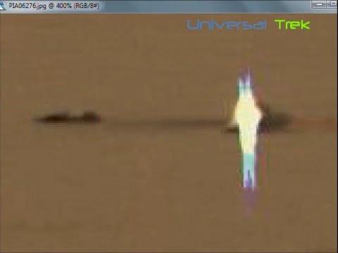 Mars UFO ◄ Alien Drone? ◄ NASA Image ◄ Mars Anomalies★★★