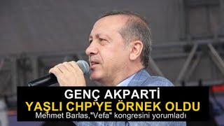 Mehmet Barlas : Erdoğan veda ederken uzlaşma özlemini seslendirdi