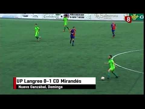 J.5 18-19 UP Langreo 0-1 CD Mirandés