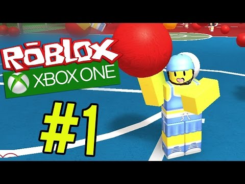 ROBLOX XBOX - Gameplay Walkthrough! Dodgeball, Natural Disaster, Speed Run 4 (Roblox XBOX ONE)