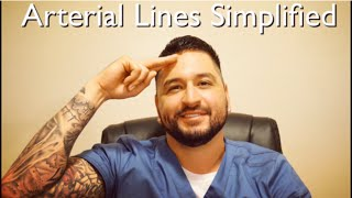 Arterial Lines Simplified (MAP)
