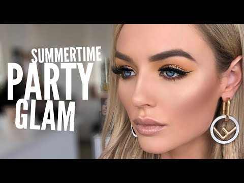 SUMMER TIME PARTY GLAM