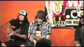 HELLYEAH Live Performance From The WJRR Performance Studio Part 2