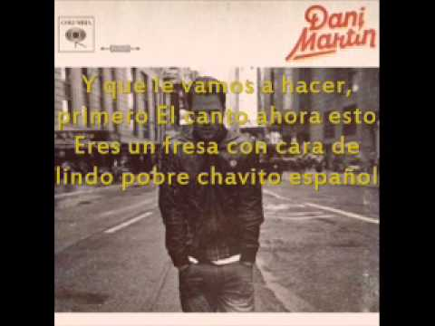 Dani Martin - Estrella Del Rock