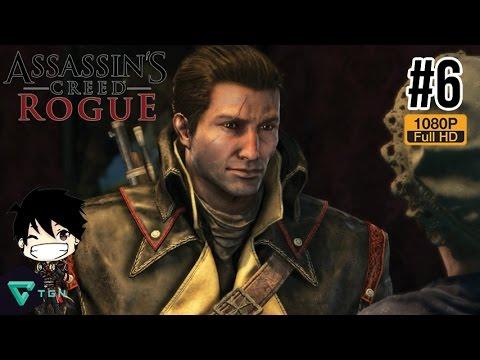 Assassin's Creed Rogue[Pt6]: ภารกิจแรกเทมพลาร์ และการได้กลับมาซึ่งเรือมอริแกน