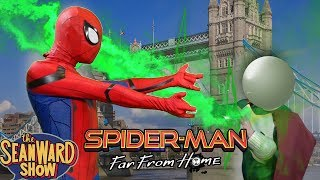 Spider-Man: Far From Home EPIC PARODY TRAILER - the Sean Ward Show