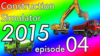 Construction Simulator 2015 - Career Multiplayer - EP:4