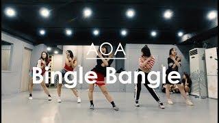 뮤즈댄스 K-POP Class / AOA - Bingle Bangle(빙글뱅글) / cover - by. Seon Mi