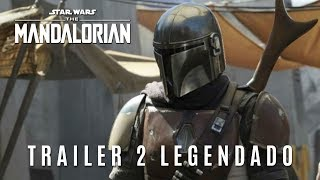 The Mandalorian • Trailer 2 Legendado