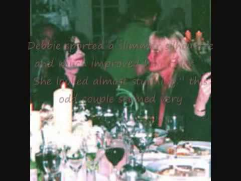 Michael Jackson and Debbie Rowe Real Love