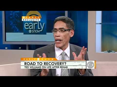 Golden Voice Ted Williams on Life After Rehab