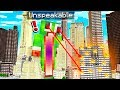 GIANT UNSPEAKABLE vs MINECRAFT CITY!