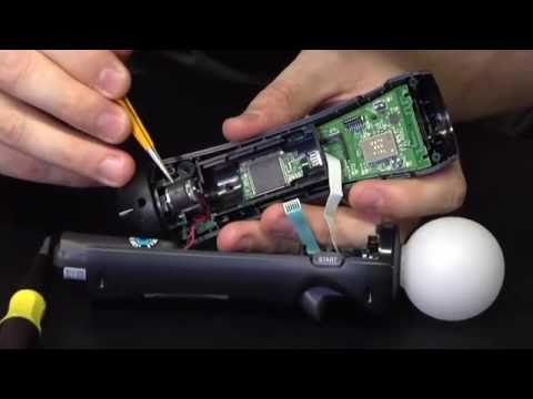 PlayStation Move Controller Teardown