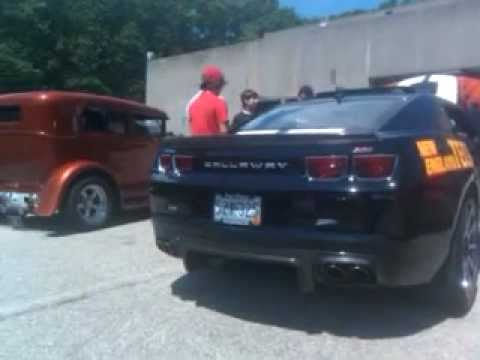 TOLL GATE HIGH SCHOOL CAR SHOW 6/8/12