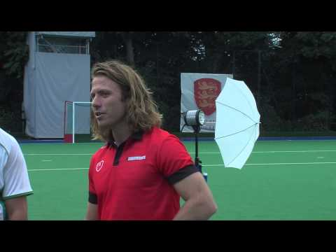 Jonty Robinson looking to help consolidate Southgate's Men's Hockey League status
