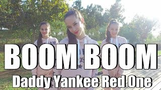 Download Lagu Boom Boom - RedOne, Daddy Yankee | Choreography by: Shaked David Gratis STAFABAND