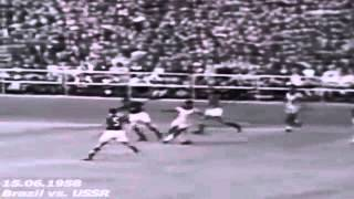 TRIBUTE TO GARRINCHA  ★★  THE BEST DRIBBLER OF ALL TIME