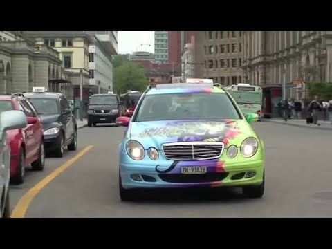 Car Wrap by indi-graphics.ch