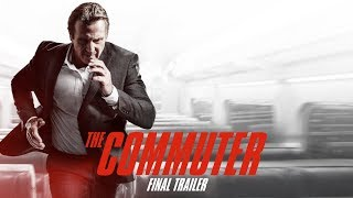The Commuter (2018 Movie) Final Trailer – Liam Neeson, Vera Farmiga, Patrick Wilson
