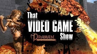 Drakan: The Ancients Gates   PS2   That Video Game Show