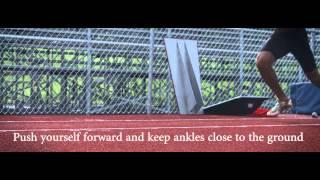 Triple Jump Technique - The Approach