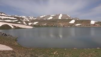 Baharın Son Demlerinde Eğrigöl - Geyik Dağları - Gündoğmuş 2019 4K UHD