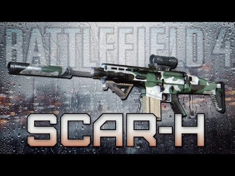 BF4 SCAR-H Review