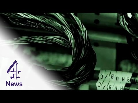 Spy cable revealed: How telecoms firm worked with GCHQ | Channel 4 News