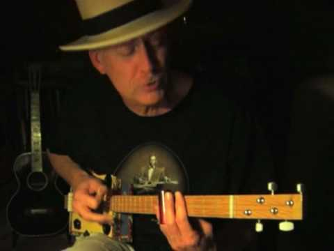 Cigar Box Slide Guitar - Booze and Blues - Ma Rainey/Charley Patton