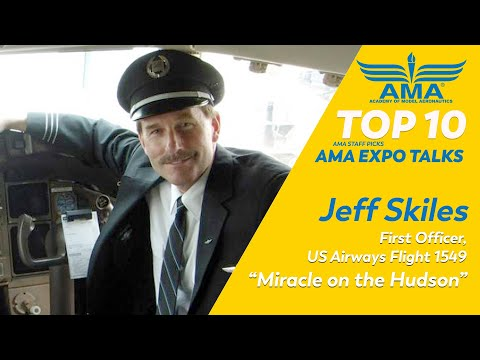First Officer Jeff Skiles -