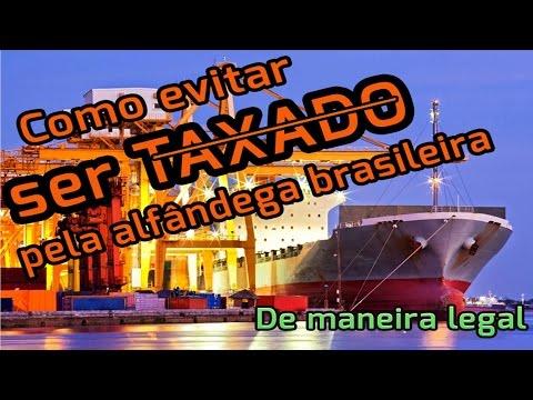 Como Evitar Ser Taxado Pela Alfândega Brasileira