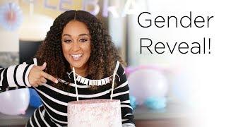 Tia Mowry's Gender Reveal    Quick Fix