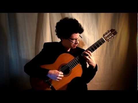 Francisco Tarrega - Prelude Xiii Oremus