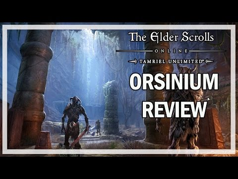 The Elder Scrolls Online Orsinium Review / First Impressions ESO Gameplay
