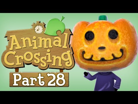Let's Play Animal Crossing New Leaf - Part 28 (Jack)