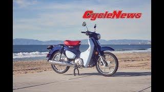 2019 Honda C125 Super Cub Review - Cycle News