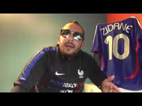 BENGOUS_ Réaction après la fameuse liste des 23 de Didier Deschamps pour l'euro 2016 🇫🇷⚽️